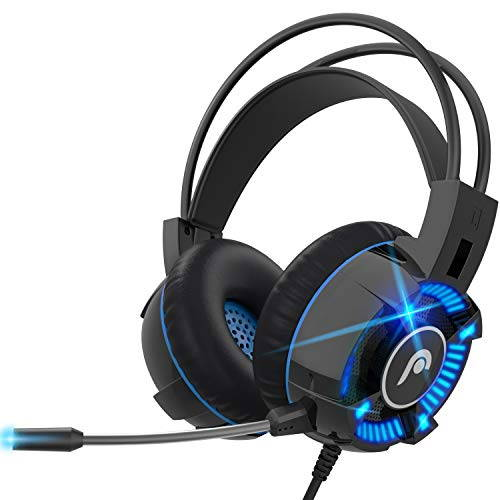 Best Strong Bass Over Gaming Headset USA 2021
